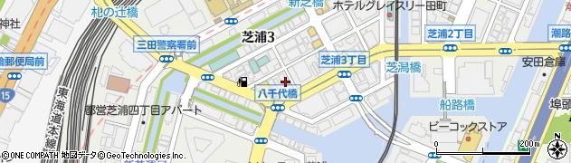 パサージュ周辺の地図