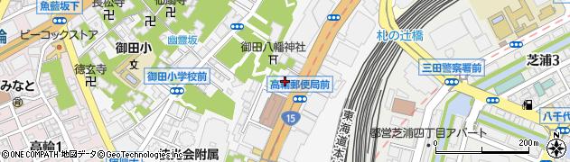 ジャパンフードマネジメント株式会社周辺の地図