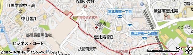 泉明寺周辺の地図