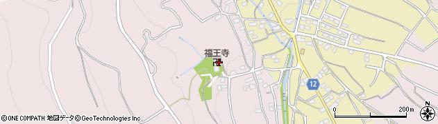 福王寺周辺の地図