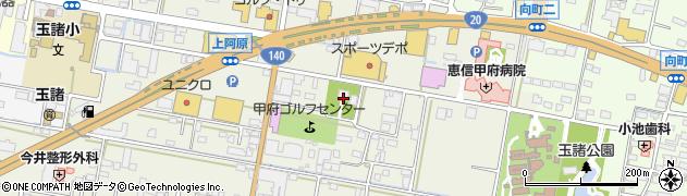直心院周辺の地図