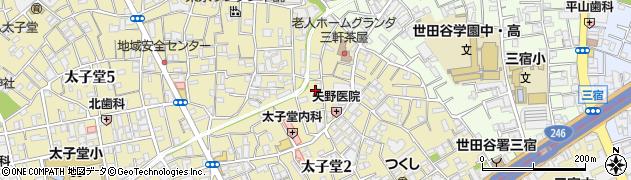 串源周辺の地図