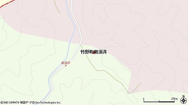 〒669-6218 兵庫県豊岡市竹野町奥須井の地図