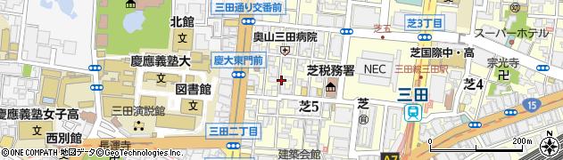 いとへん(糸)周辺の地図