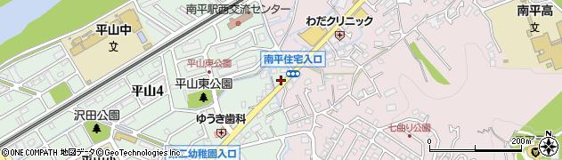 スナックさくら周辺の地図