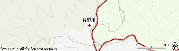 神奈川県相模原市緑区澤井5周辺の地図