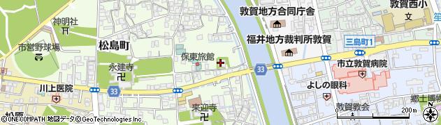 梅室院周辺の地図