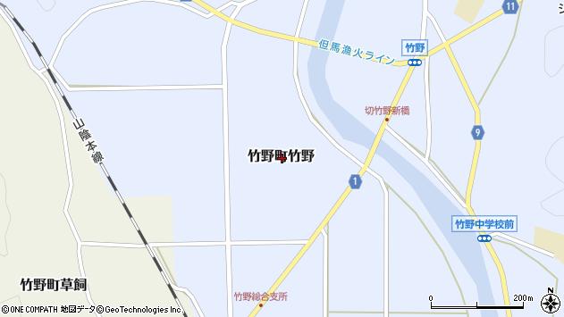〒669-6201 兵庫県豊岡市竹野町竹野の地図