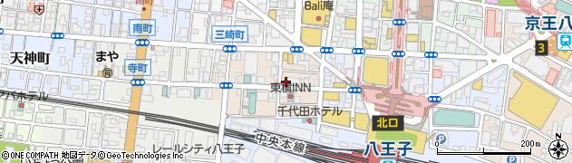 ナイトホーク周辺の地図