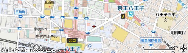 東京都八王子市旭町 住所一覧から地図を検索|マピオン
