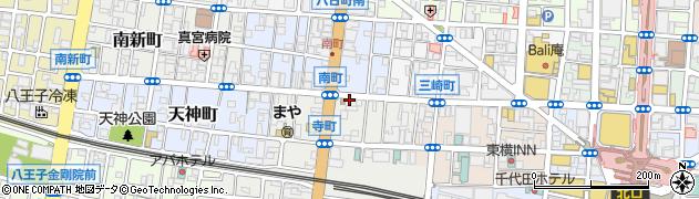 パブカフェ美江周辺の地図