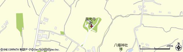 長光寺周辺の地図