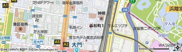 三和精密工業株式会社周辺の地図