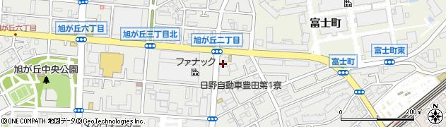 桃源院周辺の地図