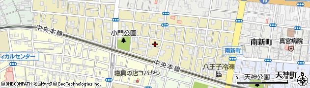 産千代稲荷神社周辺の地図