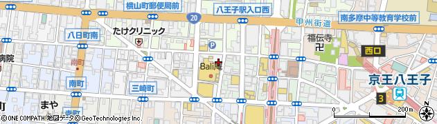 葱屋鶏吉周辺の地図