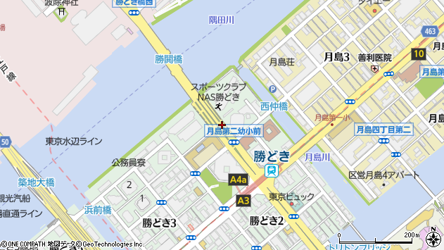東京 都 中央 区 築地 郵便 番号