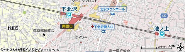 CITY・COUNTRY・CITY周辺の地図