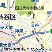 渋谷BEAM駐車場