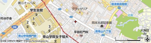 株式会社フォーシーズ 店舗施工・メンテナンス本部周辺の地図