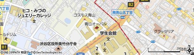 ナマステ・インドダイニング周辺の地図
