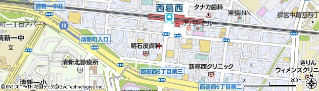 めがね工房まつざわ周辺の地図