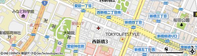 炭火串焼きぐぅ周辺の地図