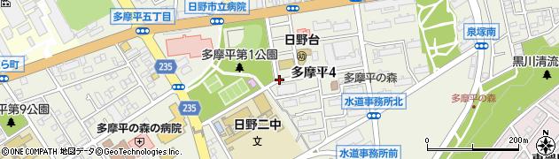 市 天気 日野 東京