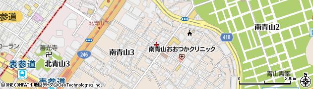 ラルテ沢藤周辺の地図