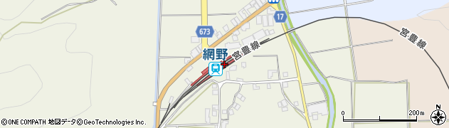 京都府京丹後市周辺の地図