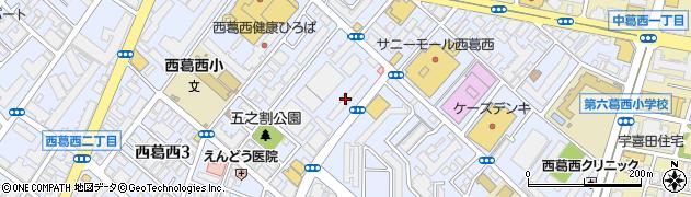 レカコーポレーション(合同会社)周辺の地図