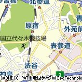 東京都渋谷区神宮前4丁目30-3