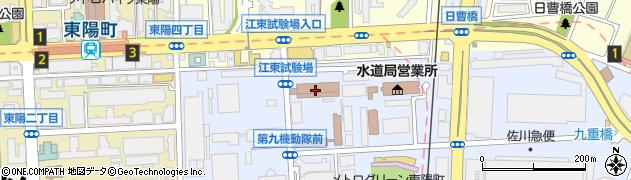 試験場 江東