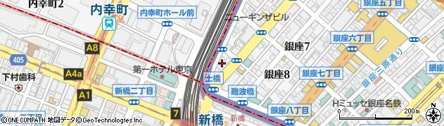 咲周辺の地図