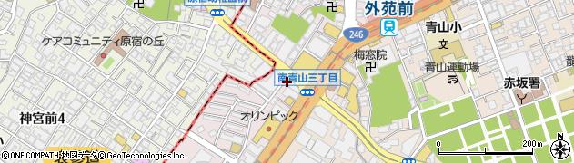シトラス周辺の地図