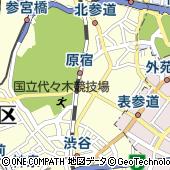 東京都渋谷区神宮前1丁目13-14