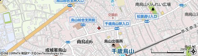 Tina周辺の地図