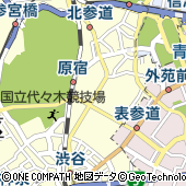 東京都渋谷区神宮前1丁目8-9