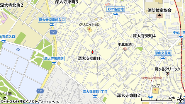 郵便 調布 番号 都 市 東京 東京都調布市の郵便番号一覧、住所・地名の読み方