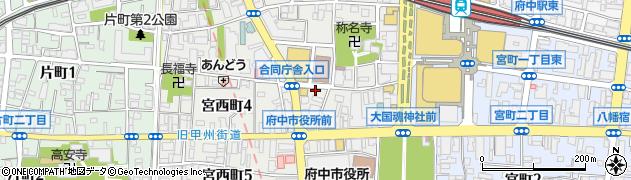 パブ愛子周辺の地図