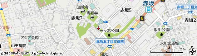報土寺周辺の地図