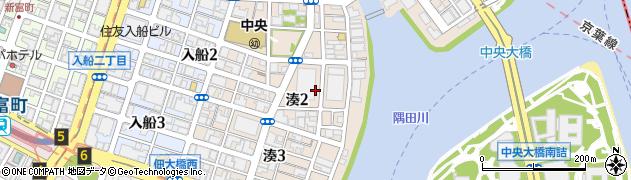 双葉周辺の地図