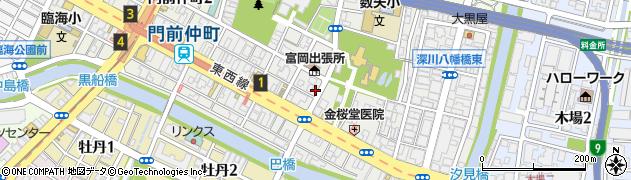 ラーメン吉田屋周辺の地図
