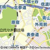 東京都渋谷区神宮前3丁目25-18