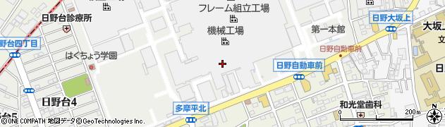 東京 都 日野 市 天気