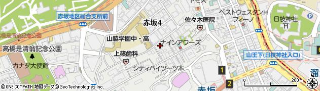 ラウレア(laule'a)周辺の地図