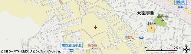 東京都八王子市弐分方町周辺の地図