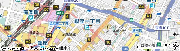 オチコチ(遠音近音)周辺の地図