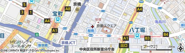麺屋・奏音周辺の地図