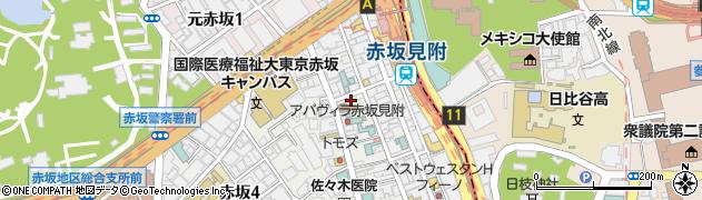 ミマ メディカルエステ(MIMA MEDICAL ESTHE)周辺の地図